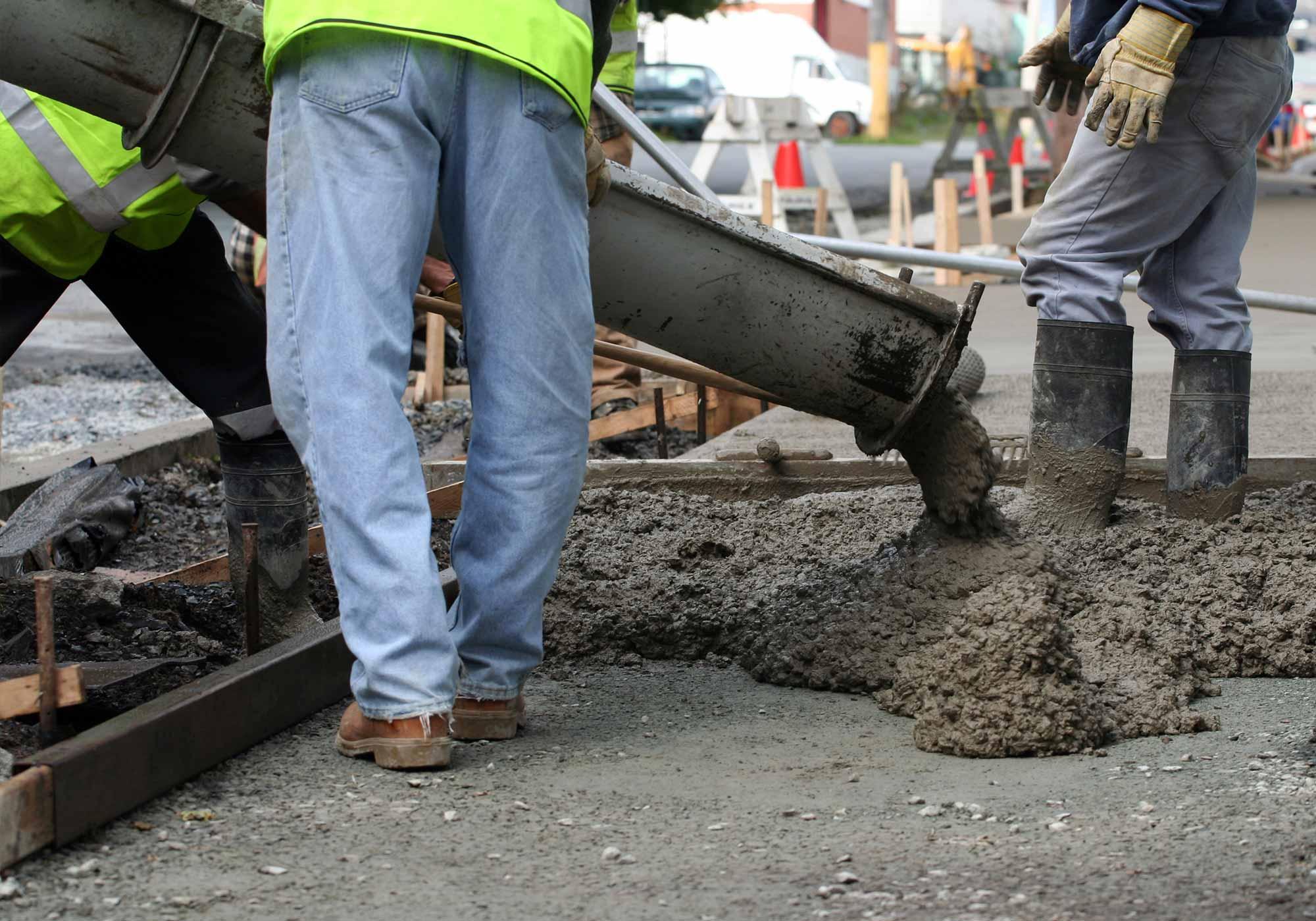 стоимость бетонной смеси